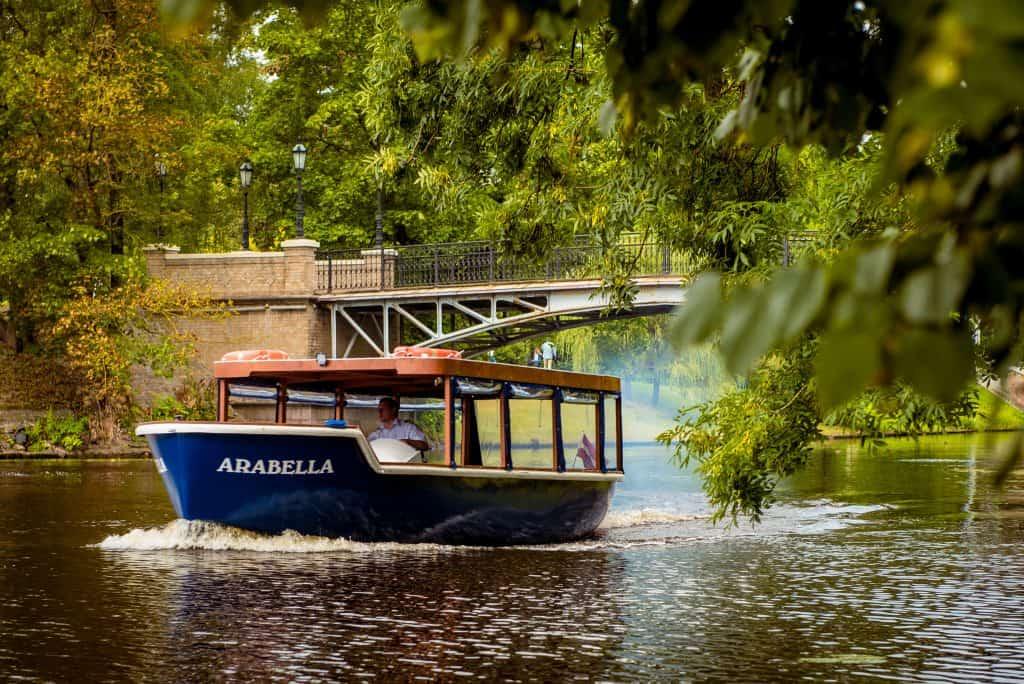 "Kanāla kuģītis ""ARABELLA"" | RIVER CRUISES"