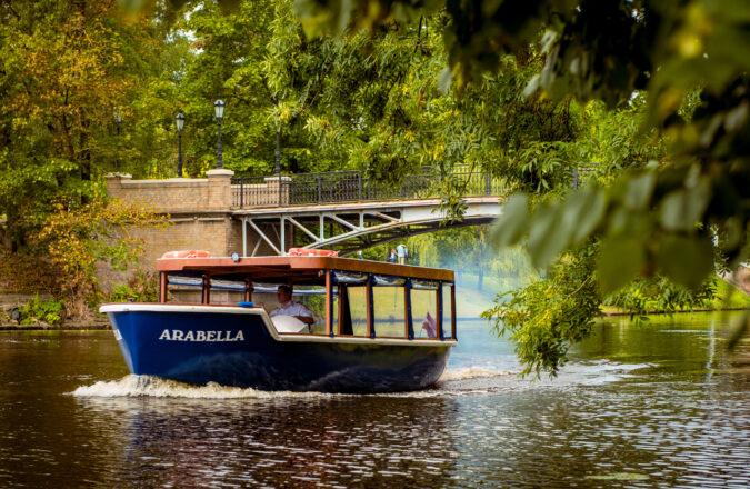 Kanāla kuģītis ARABELLA (3)