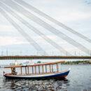 canal boat Amber Riga (6)